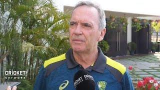 Hohns explains squad for Pakistan series
