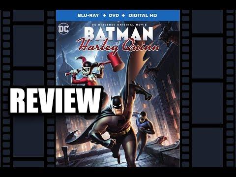 Batman and Harley Quinn Review