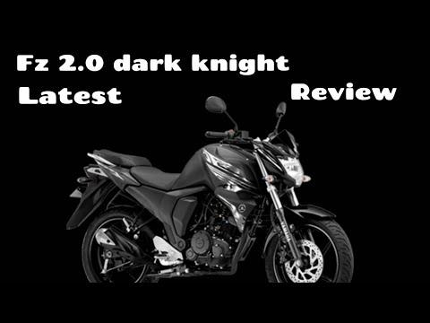 Yamaha FZ S V2.0   black color   bike review  tamil   HG presents