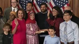 Diversity marks the makeup of new Congress