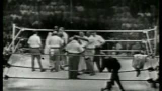 Sonny Liston TKO1 Wayne Bethea