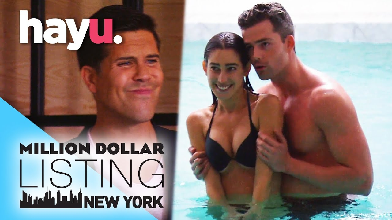 Download I'm In The Pool, B*tch!   Million Dollar Listing New York