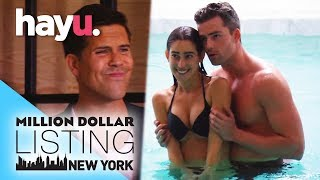 I'm In The Pool, B*tch! | Million Dollar Listing New York