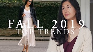 Fall 2019 Fashion Trends | Top Fall Trends