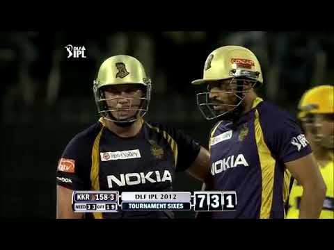 2nd Inning Highlights  IPL 2012   CSK vs KKR, Final   YouTube