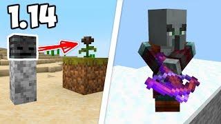 РАЗБОЙНИКИ В МАЙНКРАФТЕ! ПОЛНЫЙ ОБЗОР СНАПШОТА 18w43a для Minecraft 1.14