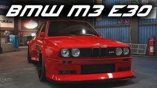 Need for Speed Payback - BMW M3 E30 - Abandoned Location & Customization (NEW)