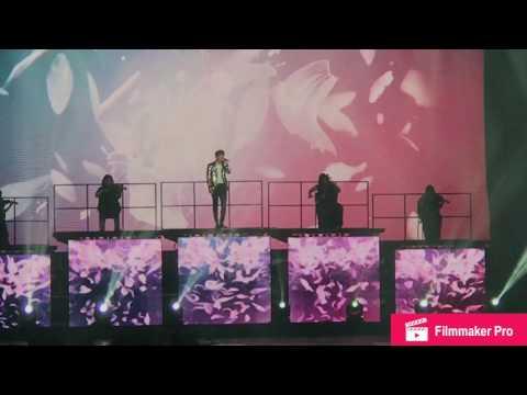 BTS JIN - AWAKE @ WINGS TOUR IN JAKARTA 170429 ( FANCAM )