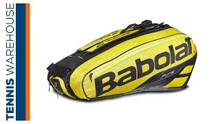 Babolat Pure Aero 6 Pack Tennis Bag 2019