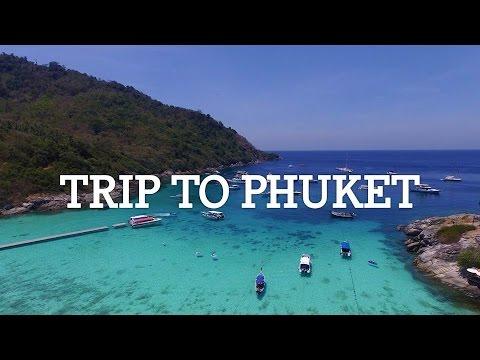 Phuket 2016 – Karon Beach, Raya Island
