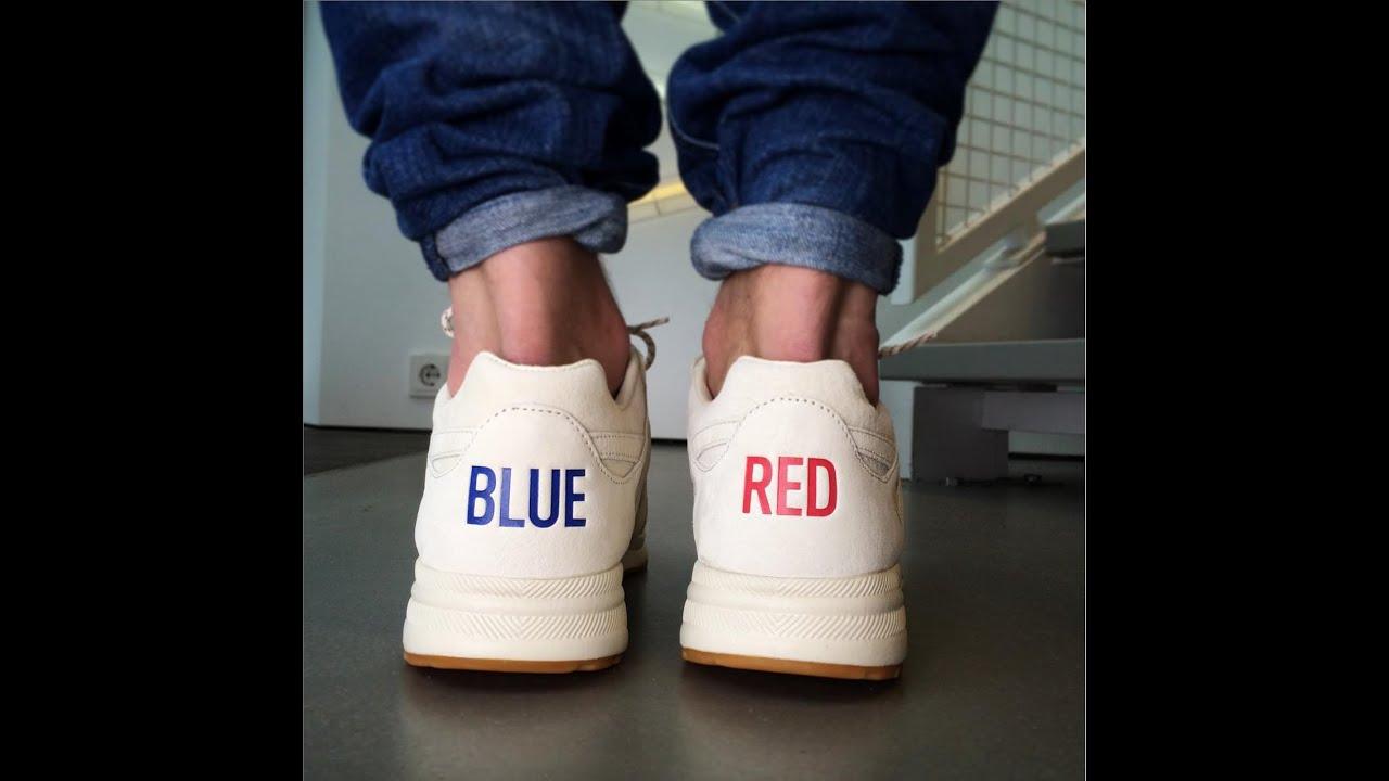 Odia Cría satisfacción  Kendrick Lamar x Reebok Ventilator - On-Feet Review - YouTube