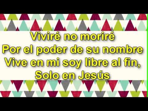 En el Nombre de Jesús - Ingrid del Rosario - PISTA Y LETRA (Darlene Zschech)