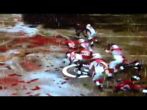 Madden 08-Insane run by Lorenzo Booker