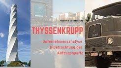 Thyssenkrupp - Aktienanalyse - Modern Value Investing