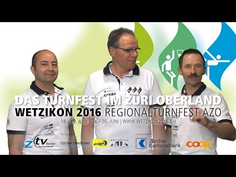 REGIONALTURNFEST AZO Wetzikon 2016
