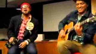 Bruno Mars - Billionaire (Private Acoustic LIVE at OMD L.A.)