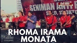 RHOMA IRAMA feat MONATA DI SOLO
