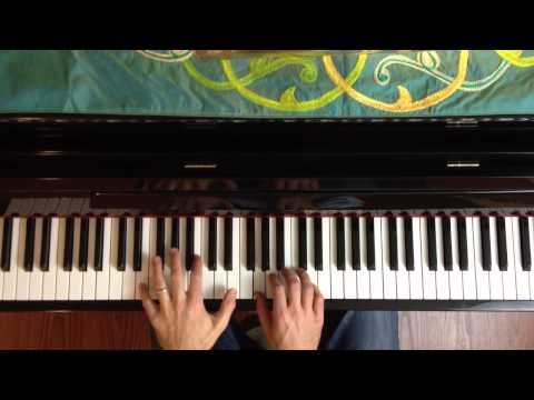 How Great Is Our Easy Piano Chord Lesson