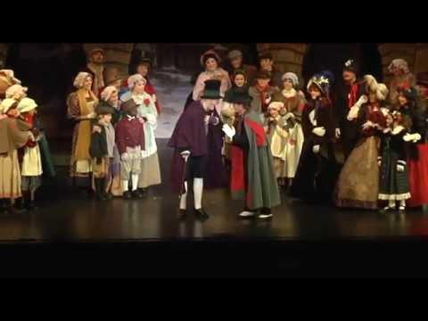 A CHRISTMAS CAROL - Behind the Magic