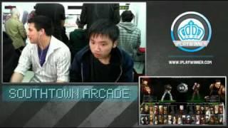 Charex vs Gio.YUC - Southtown Arcade KOFXIII Grand Finals