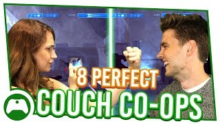 8 Perfect Couch Co-op Games On Xbox