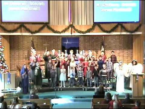 Elim Lutheran Church 2016 Heart of Christmas Sunday School Program
