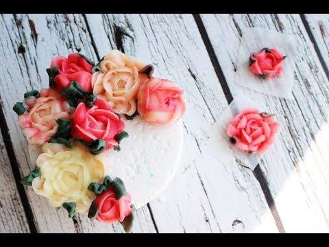 Упругий крем для цветов! Шанти Флекс -крем, который не боится жары!