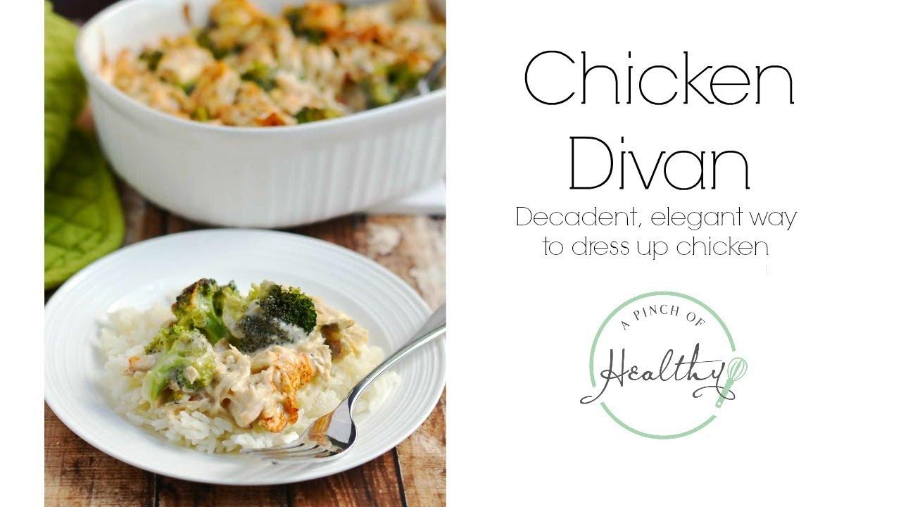 Chicken divan youtube forumfinder Choice Image