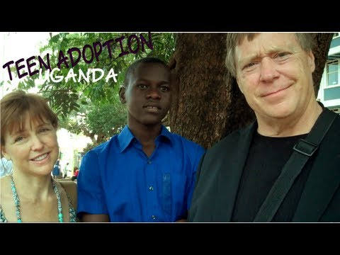 TEEN ADOPTION in UGANDA - UGANDAN ADOPTION UPDATE (FRED)
