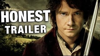 Honest Trailers - The Hobbit: An Unexpected Journey thumbnail