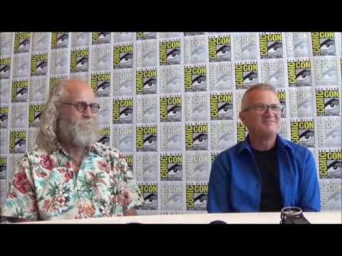 Z Nation Q&A with Russell Hodgkinson & Karl Schaefer SDCC 2015