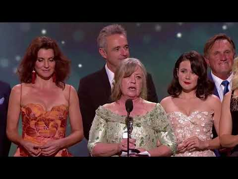 A Place To Call Home  Wins The  Most Outstanding Drama Logie 2017