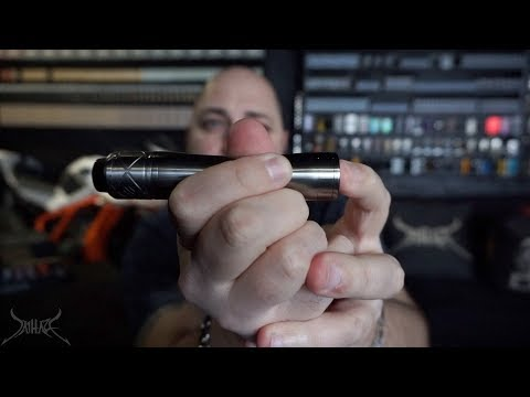 Coolest Mechanical Mod, EVER | Titanide Leto 2 Mech Mod Review and Rundown