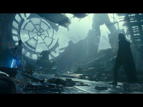 Звездные Войны: Рей против Кайло Рена последняя битва (IX Эпизод)