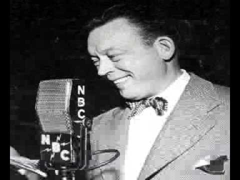 Fred Allen radio show 1/9/49 H. Allen Smith / Literary Panel