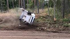Jari-Pekka Ralli 2019   Crash & Action  