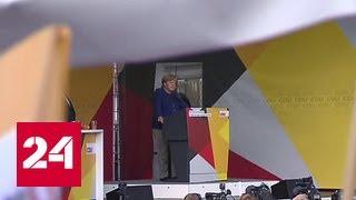 Меркель бьют по самому больному: канцлеру напомнили, что Европе залезли под юбку