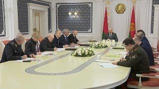 Лукашенко собрал совещание по применению административной ответственности