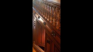 Lippitt House Spotlight: The Cupboard Under the Stairs