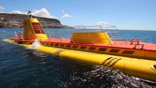 Yellow Submarine, Gran Canaria Excursion