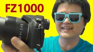 Panasonic LUMIX DMC-FZ1000 25-400mm望遠ズーム1インチネオ一眼デジカメのファーストインプレッション