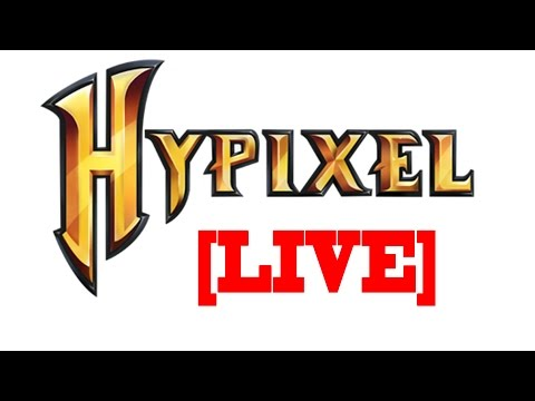 HYPIXEL SKYWARS AND MINIGAMES | Minecraft