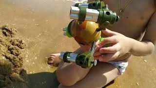 Дитяча іграшка з серії ''Рослини проти зомбі''
