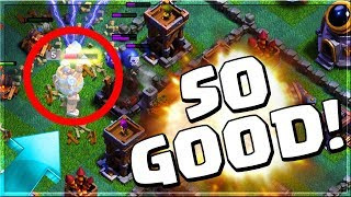 THE BEST MOMENT IN MY Clash of Clans CAREER?! - HOW TO 3 STAR ANY BASE IN THE BUILDER BASE!!!
