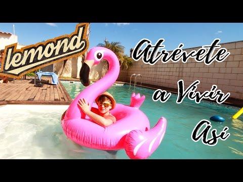 ATREVETE A VIVIR ASI - LEMOND (canción original 2017)
