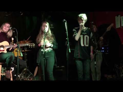 Sideways (Cover)–Sheryl Crowe (School of Rock - Boston 1/22/17)
