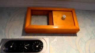 Дом контейнер 8 -аварийное освещение и вентиляция