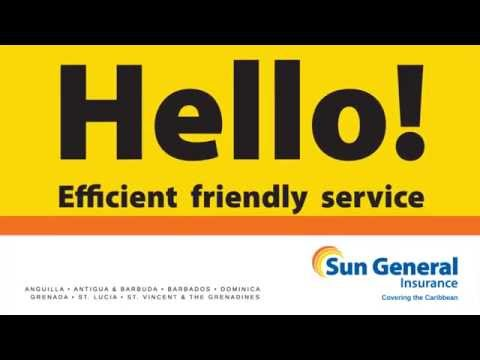 Sun General Insurance Commercial - Grenada