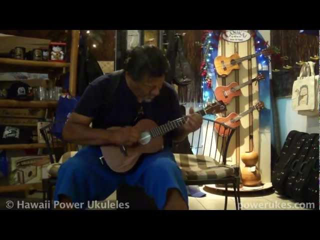Master Players Power Ukulele Sampler