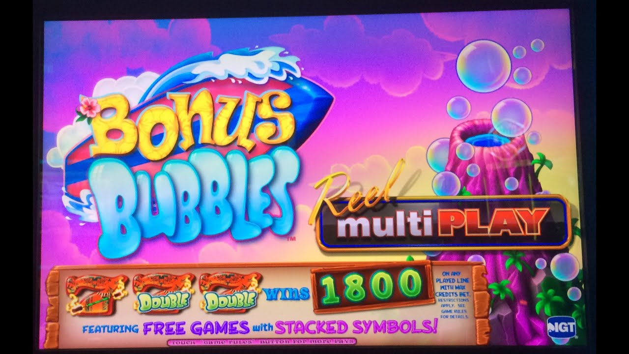 free play online slot machines bubbles spielen
